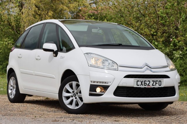 USED 2012 62 CITROEN C4 PICASSO 1.6 EDITION HDI 5d 110 BHP