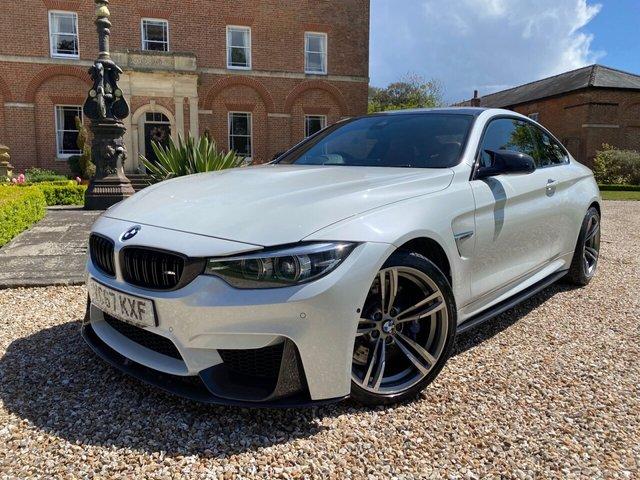 2017 63 BMW M4 3.0 M4 2d 426 BHP