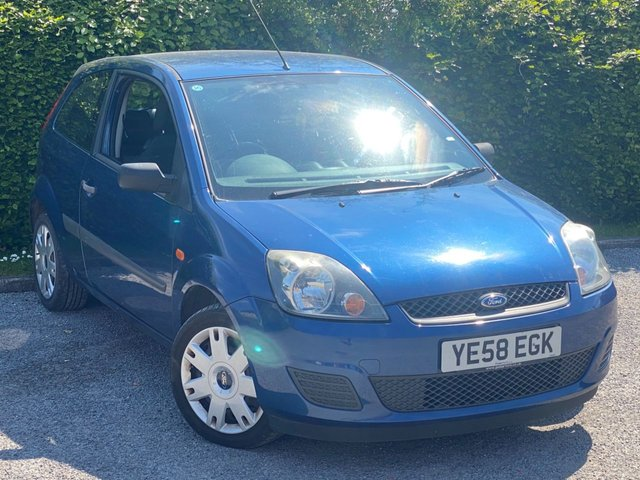 USED 2008 58 FORD FIESTA 1.2 STYLE 16V 3d FULL SERVICE HISTORY, MOT UNTIL MAY 2022, SMALL ECONOMICAL CAR