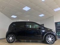 USED 2014 14 VOLKSWAGEN UP 1.0 GROOVE UP 5d 4 Seat Hatchback Spec Including Air Con Heated Front Seats Garmin Sat Nav MP3/Ipod Connection Recent Service & MOT Cambelt Replaced & Front Brakes  Now Ready to Finance and Drive Away Today.  One Owner From New