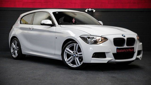 2014 14 BMW 1 SERIES 2.0 120D M SPORT 3d 181 BHP