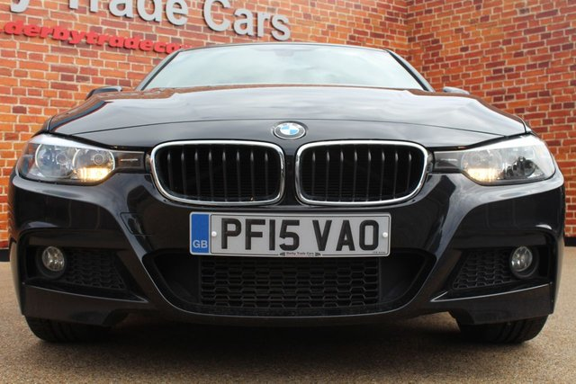BMW 3 SERIES at Derby Trade Cars