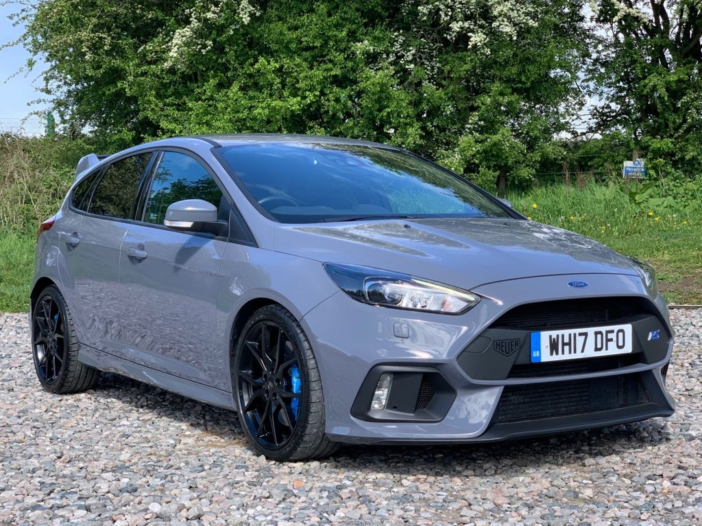 USED 2017 17 FORD FOCUS 2.3 RS 5d 346 BHP Free Next Day Nationwide Delivery