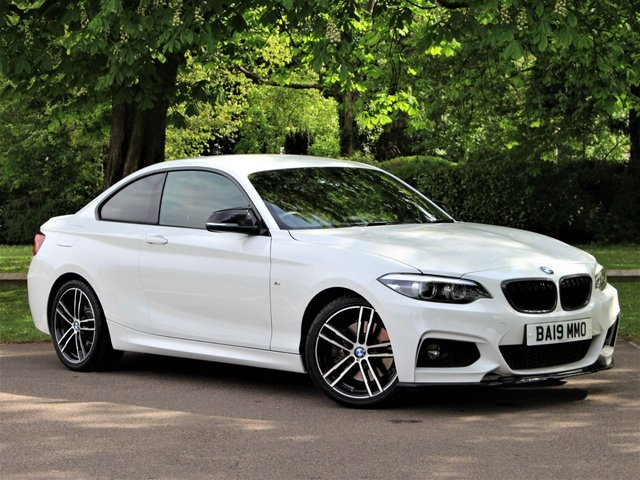 USED 2019 19 BMW 2 SERIES 2.0 230I M SPORT 2d 248 BHP £330 PCM With £2369 Deposit
