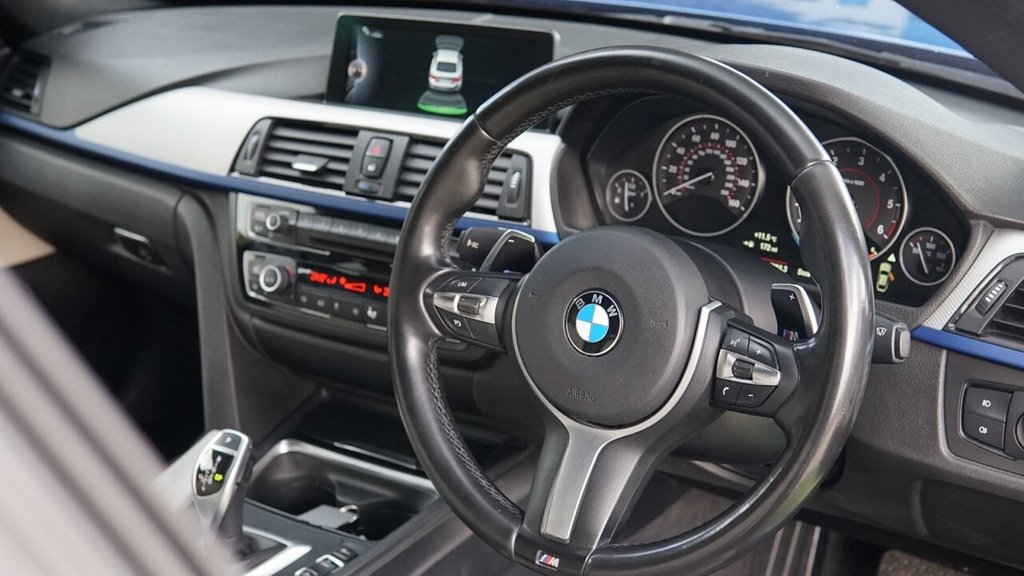 USED 2015 15 BMW 4 SERIES GRAN COUPE 3.0 430D M SPORT GRAN COUPE 4d 255 BHP