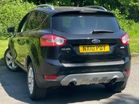 USED 2010 10 FORD KUGA 2.0 ZETEC TDCI 2WD 5d 134 BHP CAMBELT AND WATER PUMP CHANGE 5/22