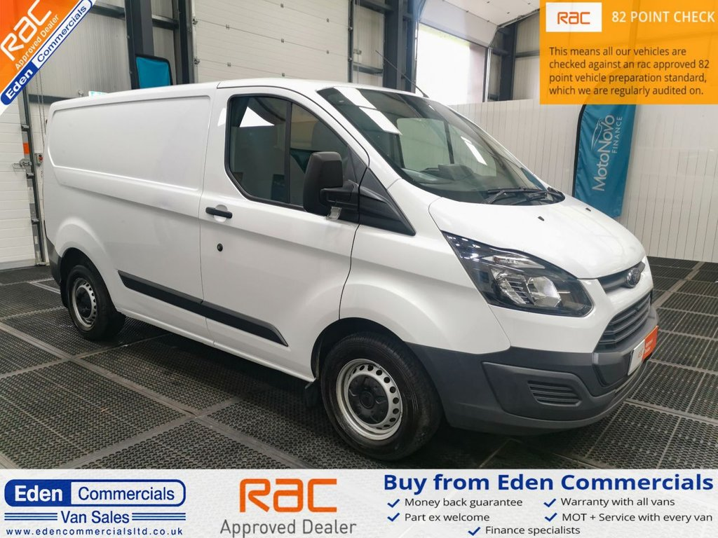 USED 2018 18 FORD TRANSIT CUSTOM 2.0 290 * RAC APPROVED *