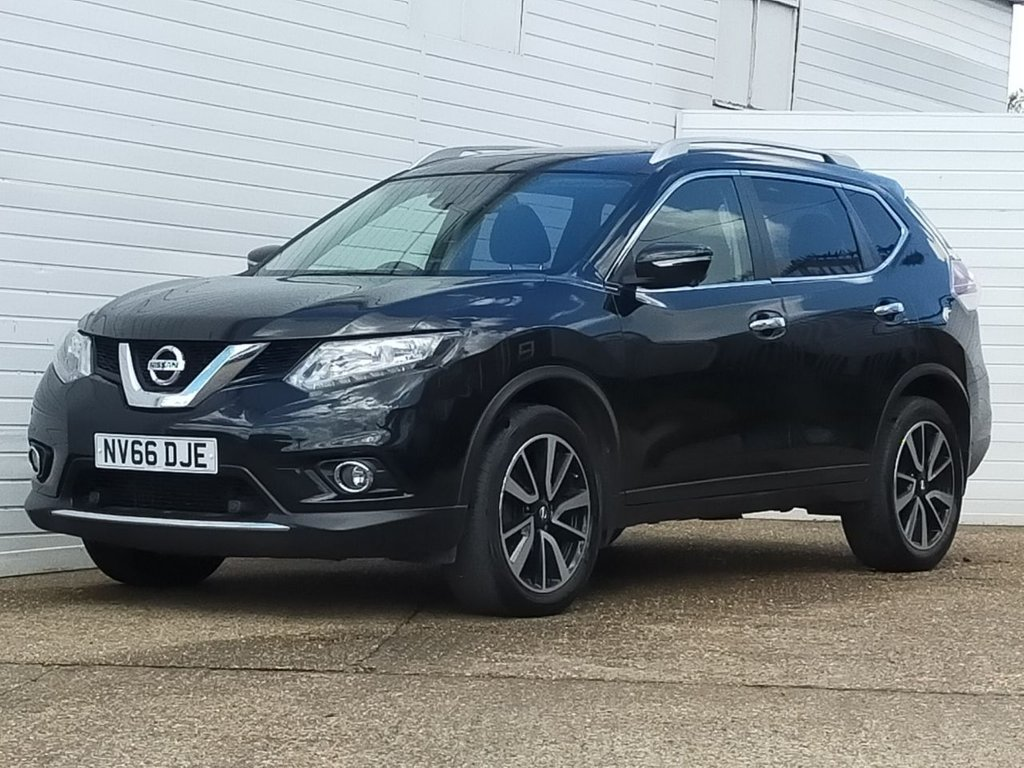 USED 2017 66 NISSAN X-TRAIL 1.6 N-VISION DCI XTRONIC 5d 130 BHP