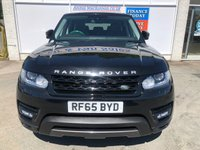 USED 2016 65 LAND ROVER RANGE ROVER SPORT 3.0 SDV6 HSE DYNAMIC 5d Very Rare 7 Seat Family SUV 4x4 AUTO with Massive High Spec inc 4 Zone Air Con All Terrain Response Cruise Control DAB Heated Windscreen Heated and Cooled Seats Heated Steering Wheel Sliding Panoramic Roof Rear View Camera Front and Rear Parking Sensors Sat Nav Vehicle Tracker (Subscription Required) Now Ready To Finance and Drive Away  3.0 SDV6 HSE DYNAMIC 5d Very Rare 7 Seat Family SUV 4x4 AUTO with Massive High Spec inc 4 Zone Air Con All Terrain Response Cruise Control DAB Heated Windscreen Heated and Cooled Seats Heated Steering Wheel Sliding Panoramic Roof Rear View Camera Front and Rear Parking Sensors Sat Nav Vehicle Tracker (Subscription Required)