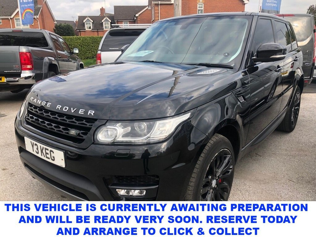 USED 2016 65 LAND ROVER RANGE ROVER SPORT 3.0 SDV6 HSE DYNAMIC 5d Very Rare 7 Seat Family SUV 4x4 AUTO with Massive High Spec inc 4 Zone Air Con All Terrain Response Cruise Control DAB Heated Windscreen Heated and Cooled Seats Heated Steering Wheel Sliding Panoramic Roof Rear View Camera Front and Rear Parking Sensors Sat Nav Vehicle Tracker (Subscription Required) 3.0 SDV6 HSE DYNAMIC 5d Very Rare 7 Seat Family SUV 4x4 AUTO with Massive High Spec inc 4 Zone Air Con All Terrain Response Cruise Control DAB Heated Windscreen Heated and Cooled Seats Heated Steering Wheel Sliding Panoramic Roof Rear View Camera Front and Rear Parking Sensors Sat Nav Vehicle Tracker (Subscription Required)