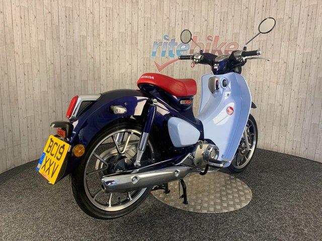 HONDA C125 SUPER CUB at Rite Bike