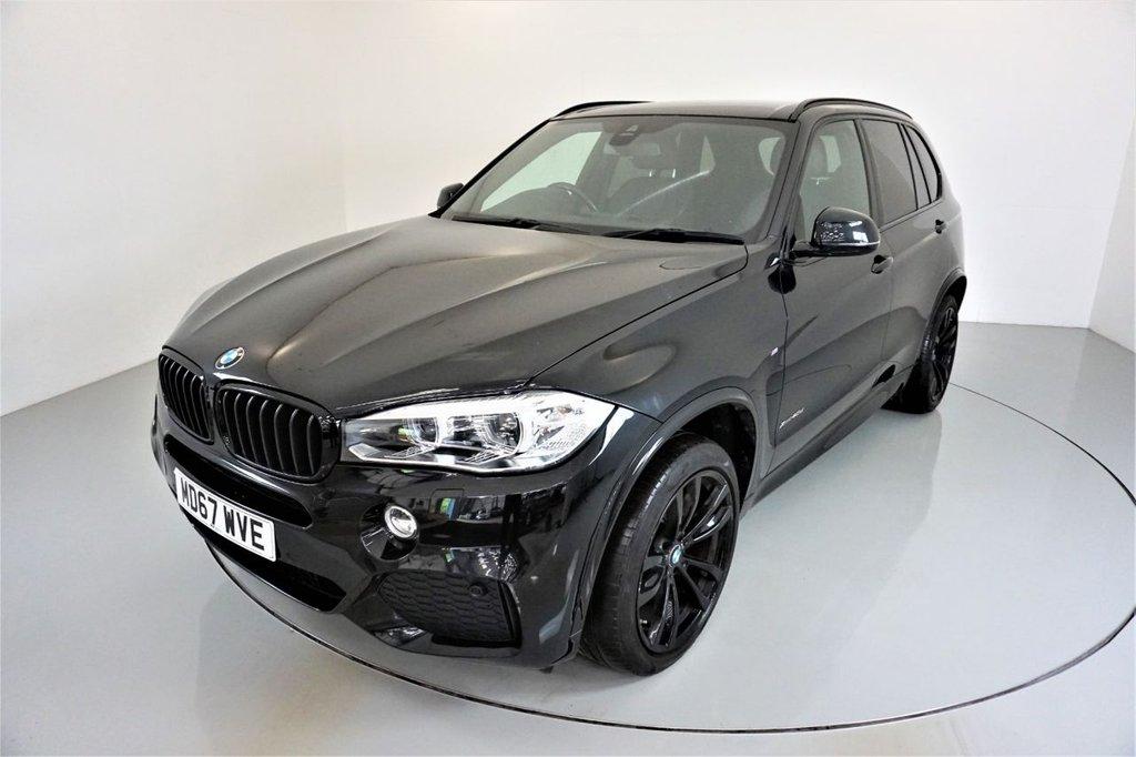 USED 2018 67 BMW X5 3.0 XDRIVE40D M SPORT 5d AUTO-1 OWNER CAR-HEAD UP DISPLAY-20