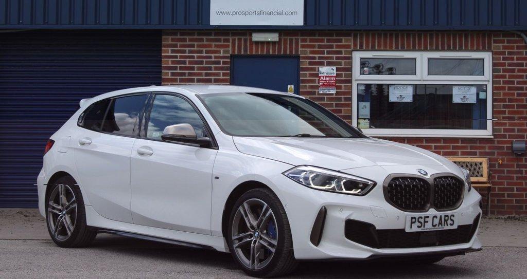 USED 2020 20 BMW 1 SERIES 2.0 M135I XDRIVE 5d 302 BHP