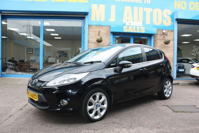USED 2010 10 FORD FIESTA 1.4 TITANIUM TDCI 5dr 68 BHP NEED FINANCE??? CLICK BELOW TO APPLY WITH US!!!