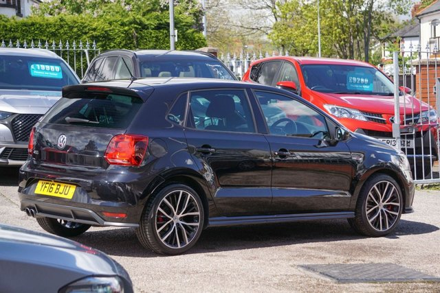 VOLKSWAGEN POLO at Tim Hayward Car Sales