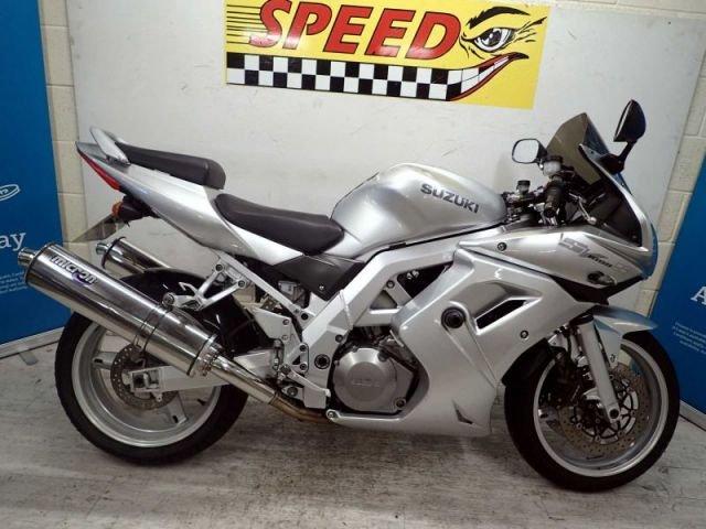 USED 2004 04 SUZUKI SV 1000 SK3