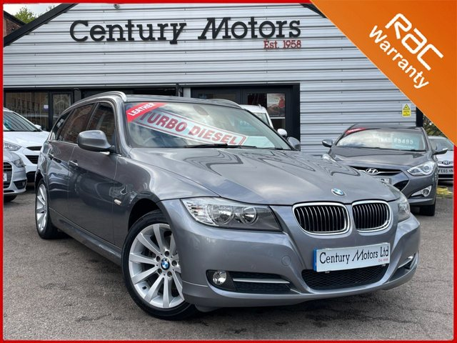 2012 12 BMW 3 SERIES 2.0 318D Exclusive Edition TOURING 5dr - SAT NAV
