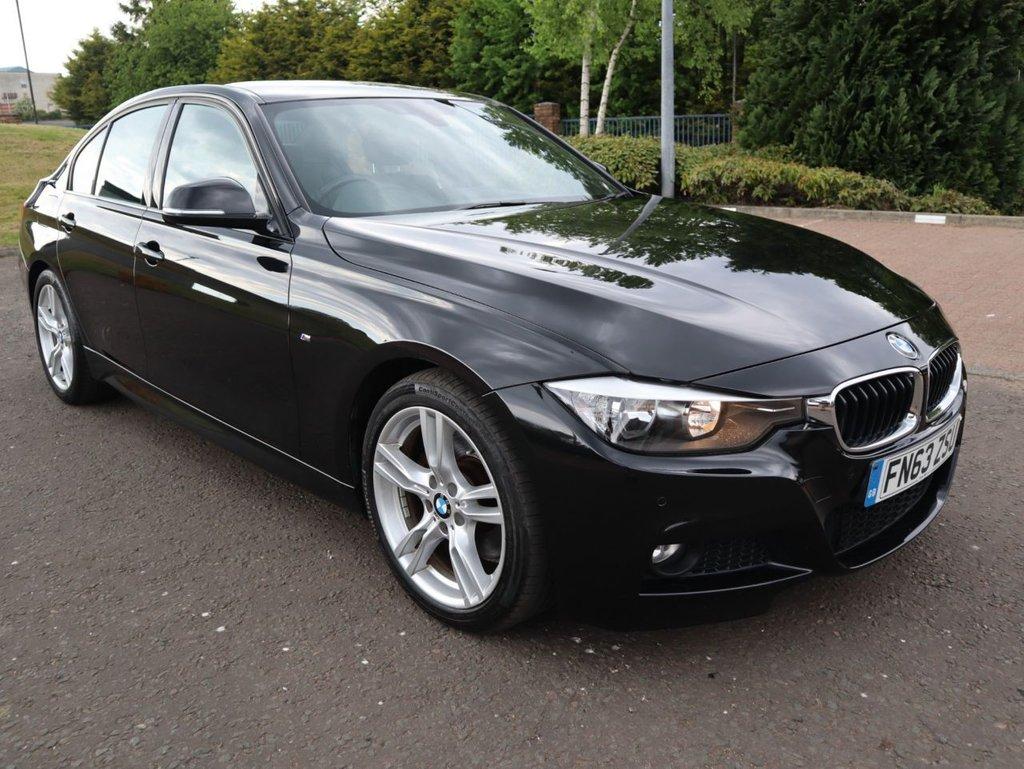 USED 2013 63 BMW 3 SERIES 3.0 330D M SPORT 4d 255 BHP