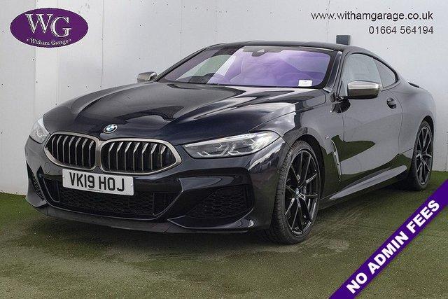 USED 2019 19 BMW 8 SERIES 4.4 M850I XDRIVE 2d 523 BHP