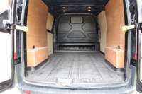 USED 2018 67 FORD TRANSIT CUSTOM 2.0 290 TREND LR P/V 129 BHP EURO 6 - LWB - BLACK - TREND -