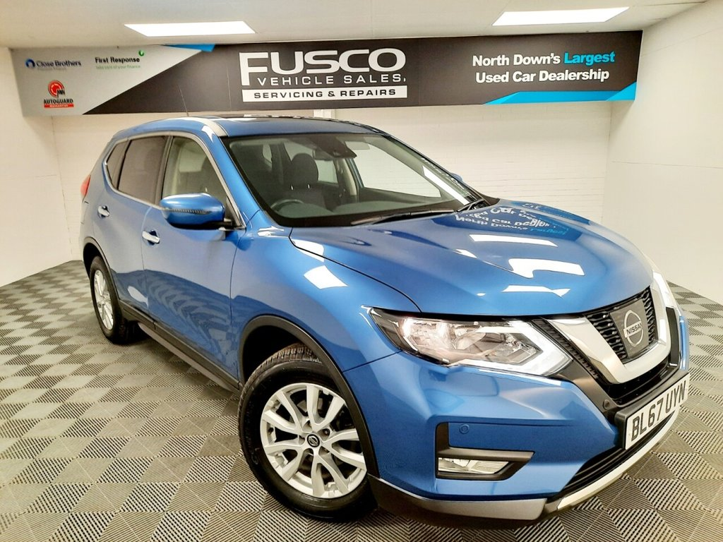 USED 2018 67 NISSAN X-TRAIL 1.6 DIG-T ACENTA 5d 163 BHP NATIONWIDE DELIVERY AVAILABLE!