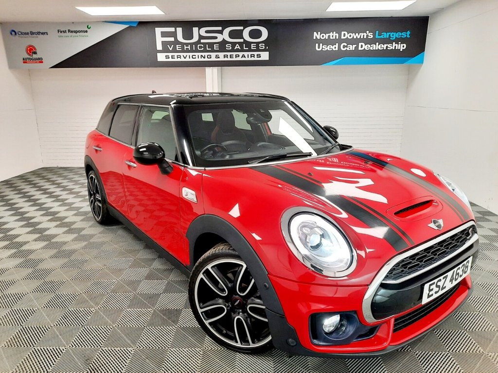 USED 2016 MINI CLUBMAN 2.0 COOPER S D 6DR AUTO NATIONWIDE DELIVERY AVAILABLE!