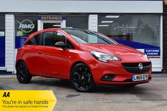 2019 VAUXHALL CORSA 1.4 GRIFFIN 3d 74 BHP £9450.00