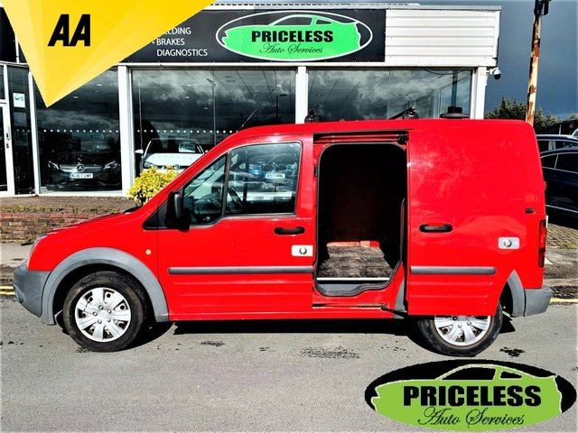 USED 2010 60 FORD TRANSIT CONNECT 1.8 T200 LR 75 BHP