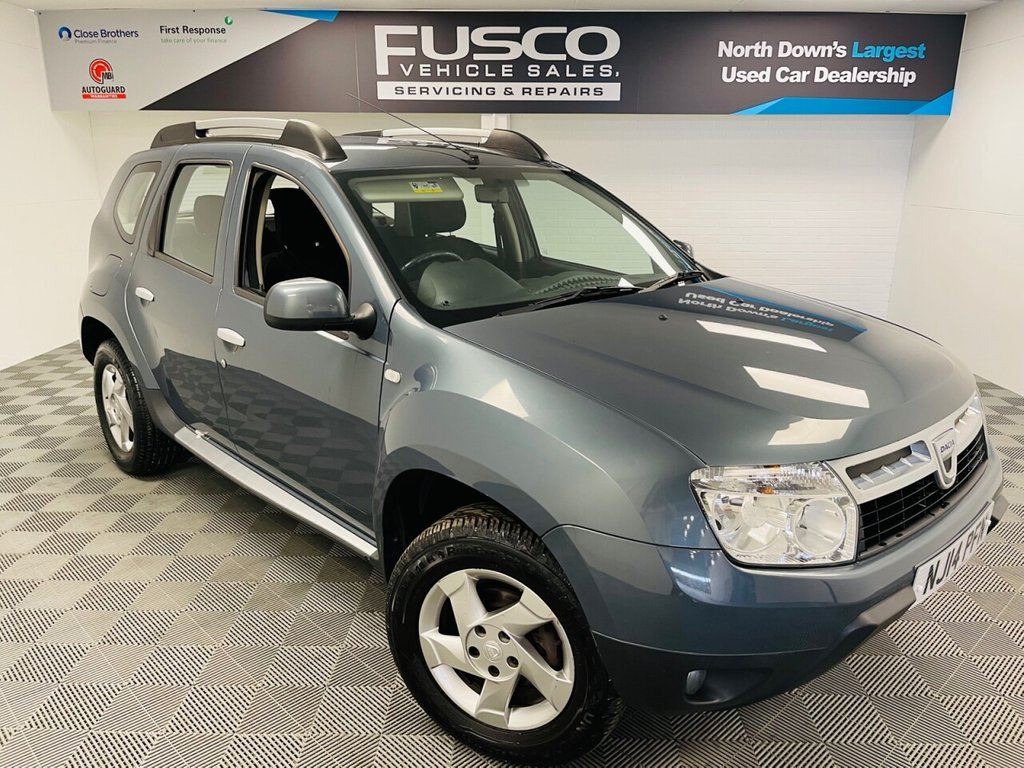 USED 2014 14 DACIA DUSTER 1.5 LAUREATE DCI 4WD 5d 109 BHP NATIONWIDE DELIVERY AVAILABLE!