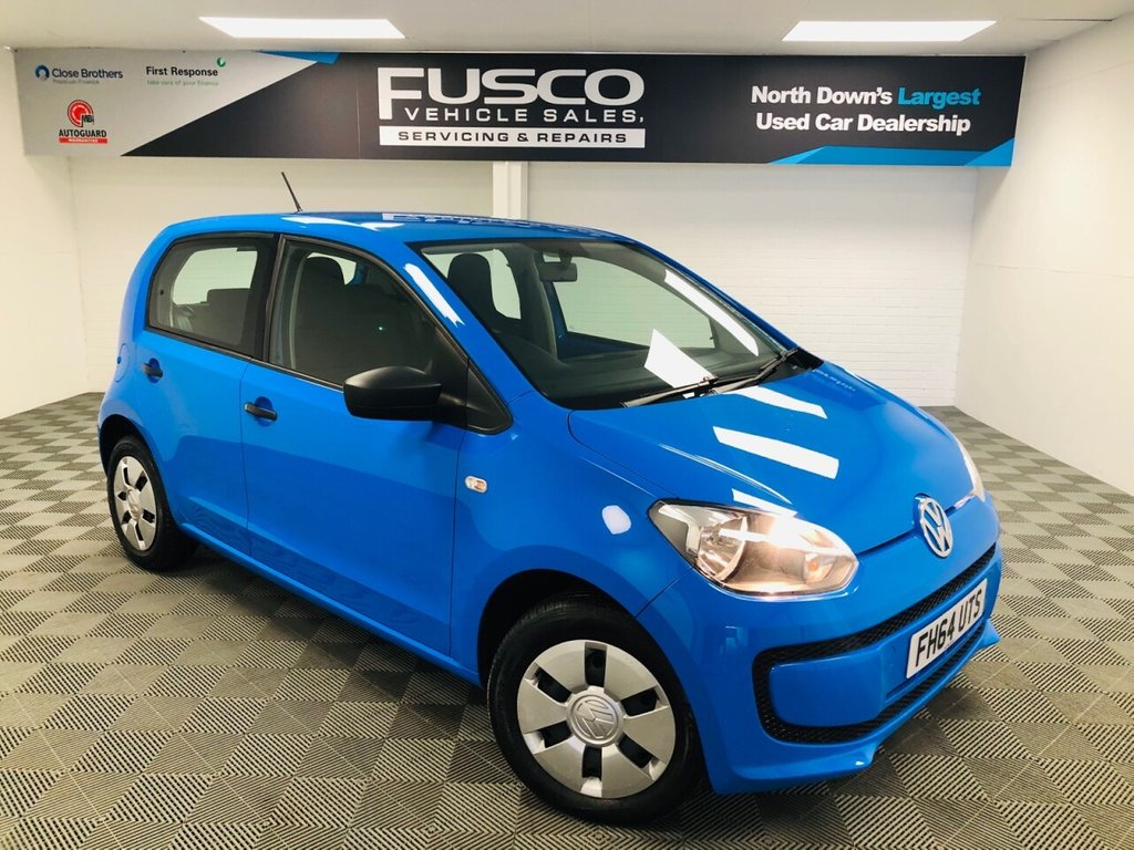 USED 2015 64 VOLKSWAGEN UP 1.0 TAKE UP 5d 59 BHP NATIONWIDE DELIVERY AVAILABLE!