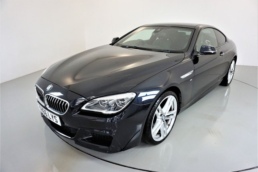 USED 2016 66 BMW 6 SERIES 3.0 640D M SPORT 2d AUTO 309 BHP-1 OWNER CAR-PANORAMIC ROOF-20