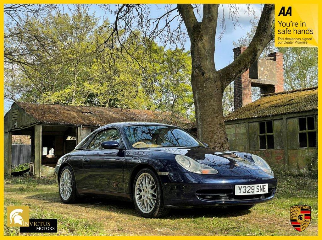 USED 2001 Y PORSCHE 911 911 996 Carrera 4 Tiptronic Cabriolet