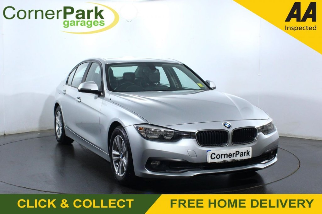 USED 2016 66 BMW 3 SERIES 2.0 320D ED PLUS 4d 161 BHP
