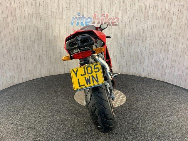 DUCATI 999 at Rite Bike