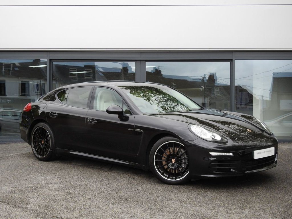 USED 2014 14 PORSCHE PANAMERA 3.0 D V6 TIPTRONIC 5d 300 BHP Beautifully Specified Panamera with Porsche Service History...