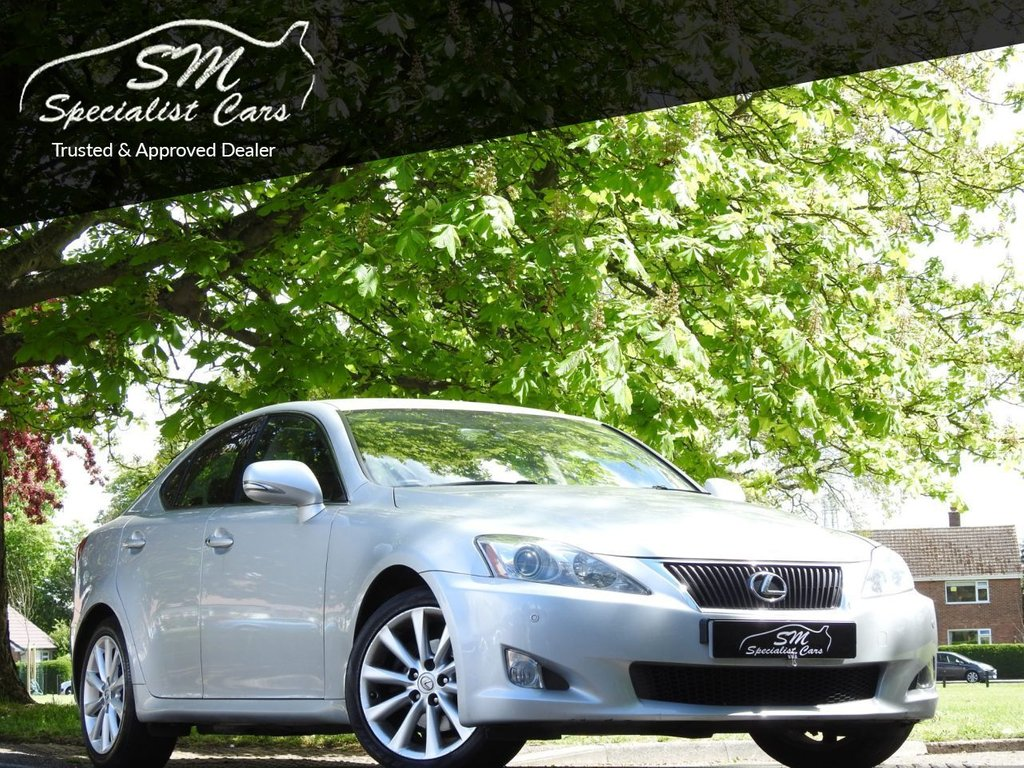 USED 2010 10 LEXUS IS 2.5 250 SE-I 4d 204 BHP ONLY 92K FROM NEW LEATHER A/C