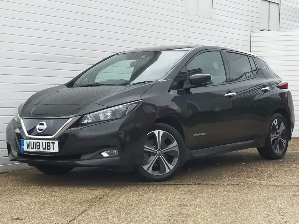 USED 2018 18 NISSAN LEAF 0.0 LAUNCH EDITION 5d 148 BHP
