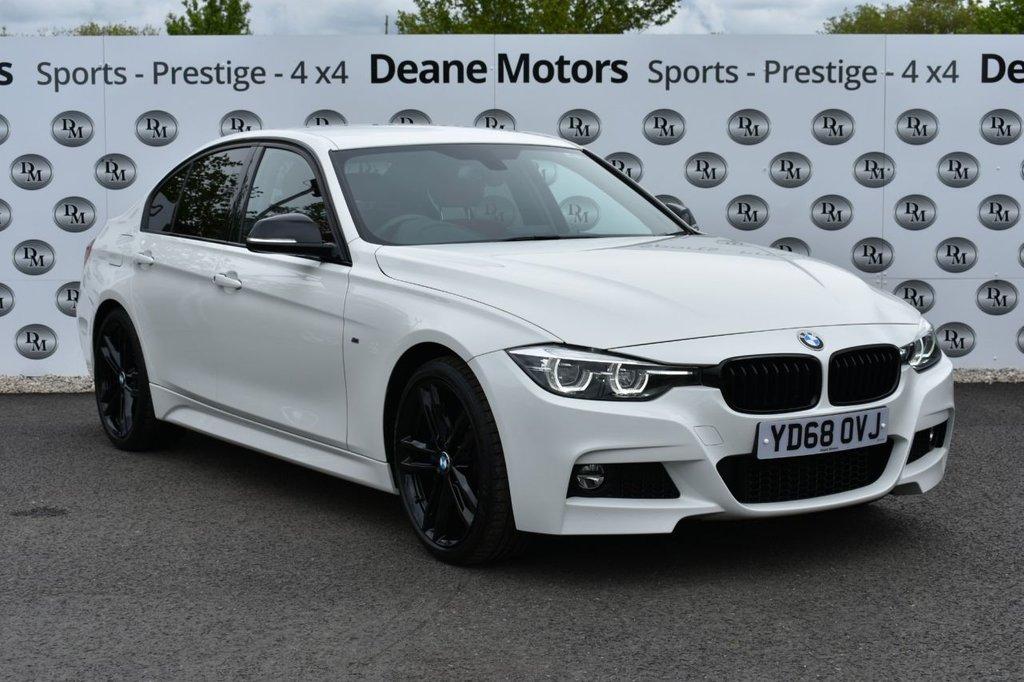 USED 2018 68 BMW 3 SERIES 2.0 320I M SPORT SHADOW EDITION 4d 181 BHP BLACK PACK