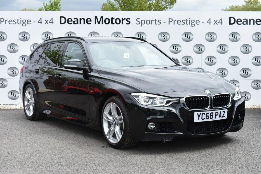 USED 2019 68 BMW 3 SERIES 3.0 340I M SPORT TOURING 5d 322 BHP TOP SPEC