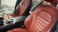 USED 2014 64 MERCEDES-BENZ C-CLASS 2.1 C220 CDI BlueTEC AMG Line G-Tronic+ (s/s) 4dr PANROOF+NIGHT PACK+RED LEATHER