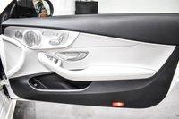 USED 2017 17 MERCEDES-BENZ C-CLASS 2.0 C 200 AMG LINE PREMIUM PLUS 2d 181 BHP