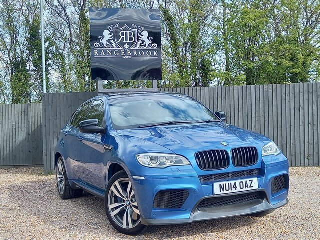 View our BMW X6 M