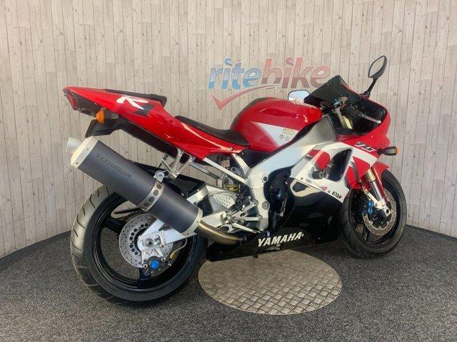YAMAHA R1 at Rite Bike