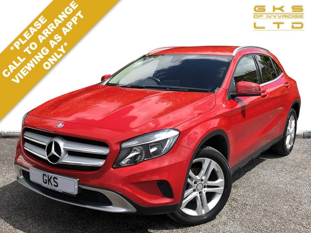 USED 2016 16 MERCEDES-BENZ GLA-CLASS 2.1 GLA 200 D SPORT 5d 134 BHP ** NATIONWIDE DELIVERY AVAILABLE **