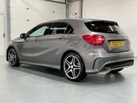 USED 2013 13 MERCEDES-BENZ A-CLASS 2.1 A220 CDI BlueEFFICIENCY AMG Sport 7G-DCT 5dr