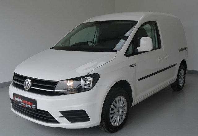 USED 2018 VOLKSWAGEN CADDY 2.0 TDI TRENDLINE 101 BHP *Air Con*Colour Coded*