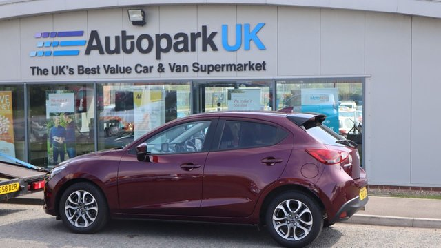 USED 2017 17 MAZDA 2 1.5 GT SPORT 5d 113 BHP LOW DEPOSIT OR NO DEPOSIT FINANCE AVAILABLE . COMES USABILITY INSPECTED WITH 30 DAYS USABILITY WARRANTY + LOW COST 12 MONTHS ESSENTIALS WARRANTY AVAILABLE FROM ONLY £199 (VANS AND 4X4 £299) DETAILS ON REQUEST. ALWAYS DRIVING DOWN PRICES . BUY WITH CONFIDENCE . OVER 1000 GENUINE GREAT REVIEWS OVER ALL PLATFORMS FROM GOOD HONEST CUSTOMERS YOU CAN TRUST .