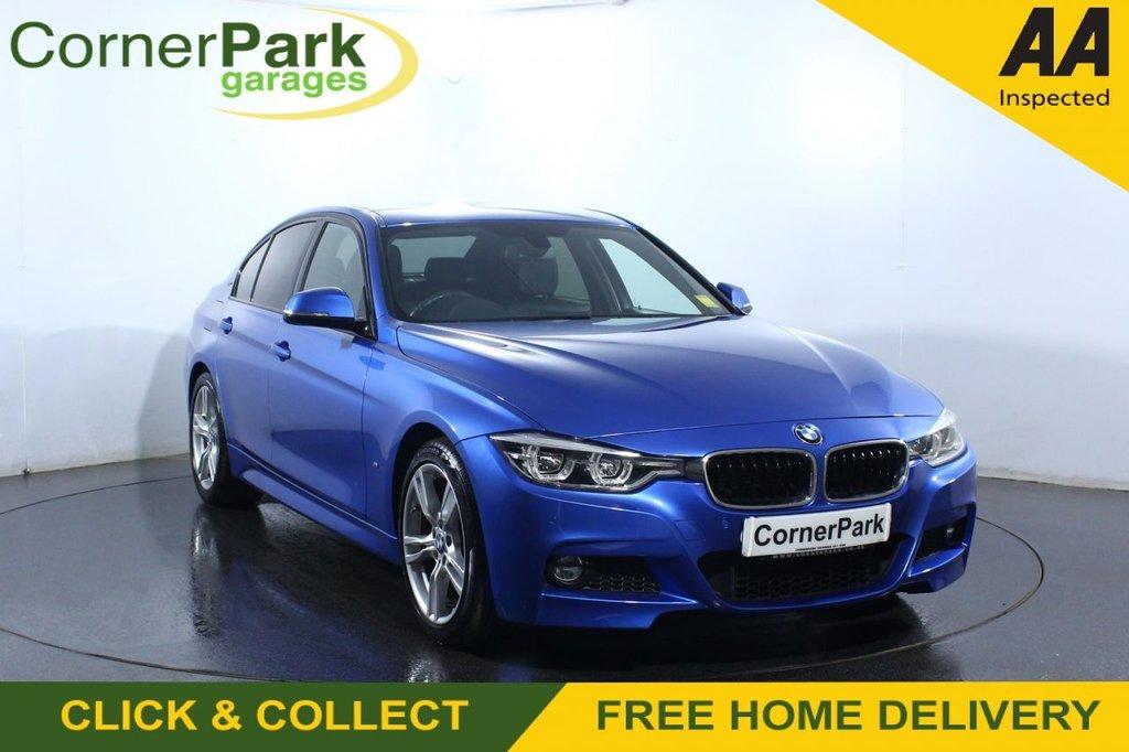 USED 2017 17 BMW 3 SERIES 2.0 330E M SPORT 4d 181 BHP
