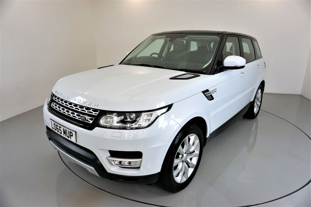 USED 2015 65 LAND ROVER RANGE ROVER SPORT 3.0 SDV6 HSE 5d AUTO-2 OWNER CAR-20