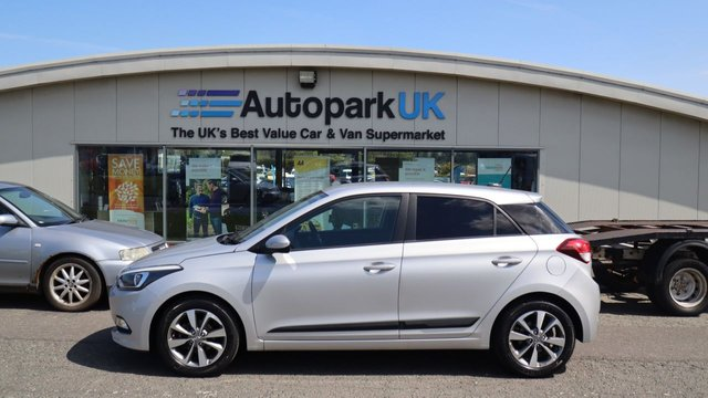 USED 2018 18 HYUNDAI I20 1.2 MPI PREMIUM NAV 5d 83 BHP LOW DEPOSIT OR NO DEPOSIT FINANCE AVAILABLE . COMES USABILITY INSPECTED WITH 30 DAYS USABILITY WARRANTY + LOW COST 12 MONTHS ESSENTIALS WARRANTY AVAILABLE FROM ONLY £199 (VANS AND 4X4 £299) DETAILS ON REQUEST. ALWAYS DRIVING DOWN PRICES . BUY WITH CONFIDENCE . OVER 1000 GENUINE GREAT REVIEWS OVER ALL PLATFORMS FROM GOOD HONEST CUSTOMERS YOU CAN TRUST .